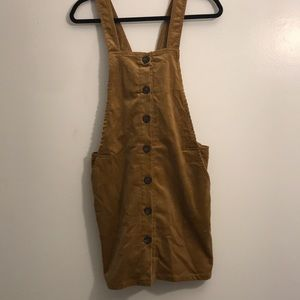 Forever 21-corduroy dress